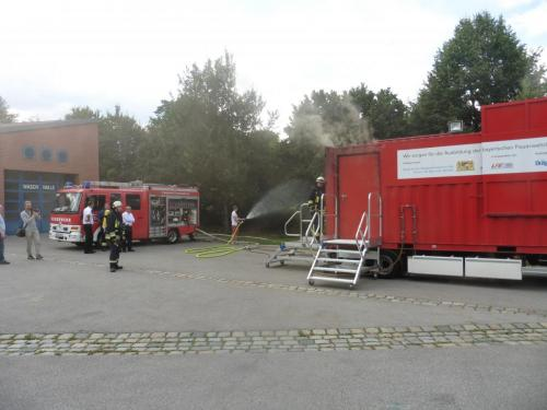 LFV Brandcontainer 22.07.2015
