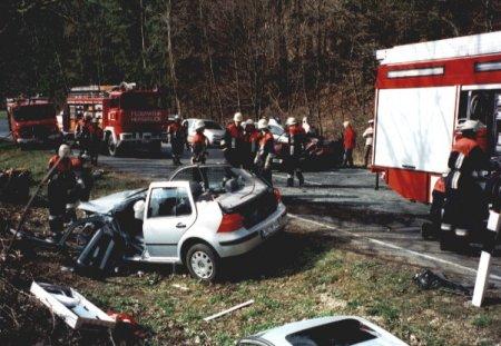 Einsatzbilder 2002