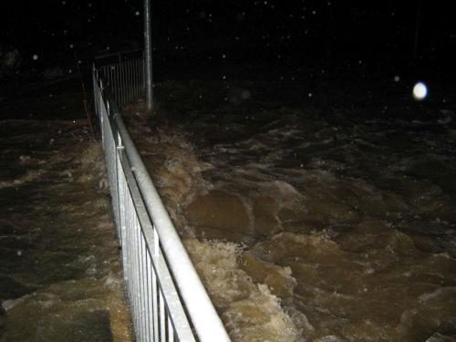 13.01.2011 Hochwasser