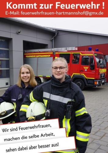 Feuerwehrfrauen
